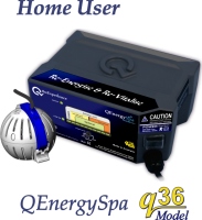 QEnergySpa q36 Home User